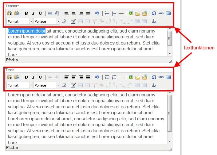Screenshot_Textfunktionen